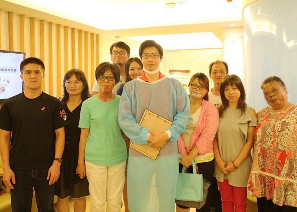 悅庭牙醫診所 用專業作公益