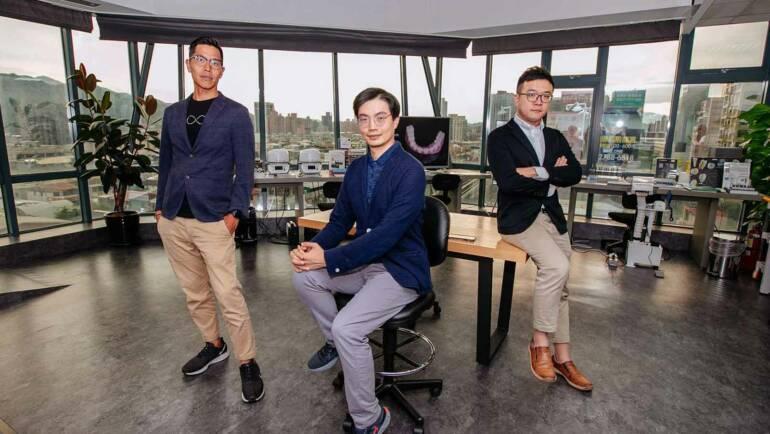 台灣牙科團隊客製「數位軟硬整合效率方案」,各國來台取經拚轉型